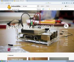 How to Make an Instructable (newcomers Guide)