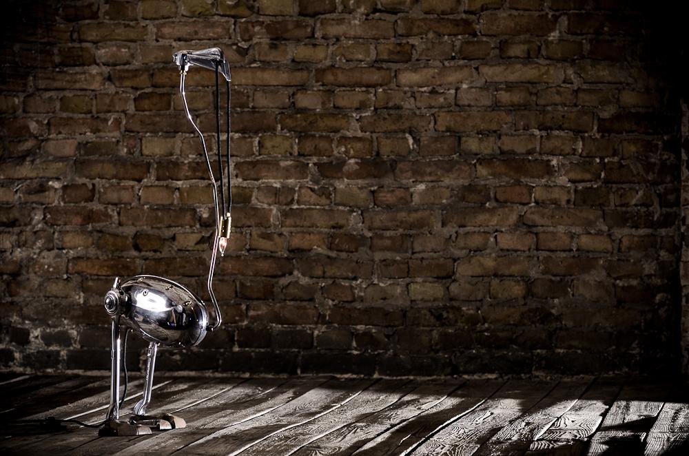 The ShinyBird Stand Lamp