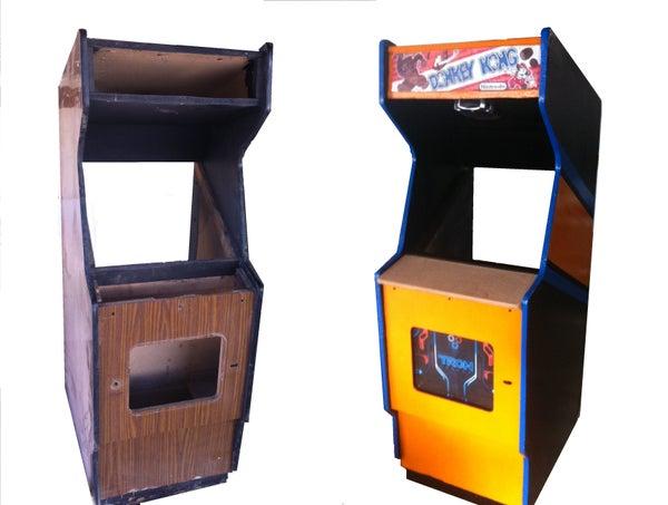 Another Arcade Machine