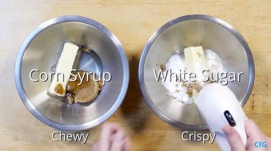 Add Corn Syrup or Sugar
