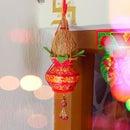 DIY Kalash Door Hanging   DIY Kalash Decoration   Traditional Door Hanging   DIY CraftsLane