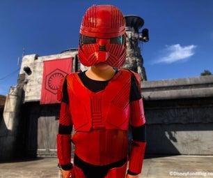 便宜的孩子的Sith Trooper服装