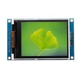 Raspberry Pi Pico - CircuitPython - ILI9341