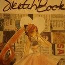 Home-made Sketch book