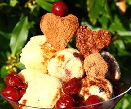 Black Forest Mocha Ice Cream Sundae