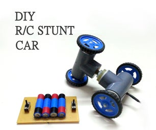 How to Make Remote Controlled Car
