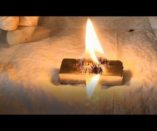 Using a Magnet to Control Fire Ignition Extinguishing and Flame Size