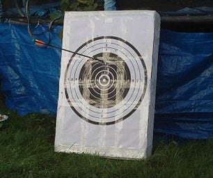 Light Weight Portable Archery Target for Under $25