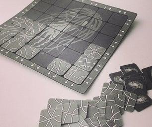 Tsuro Board Game