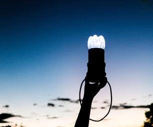 手册Fabricação Do Lampião Do Litro De Luz Brasil