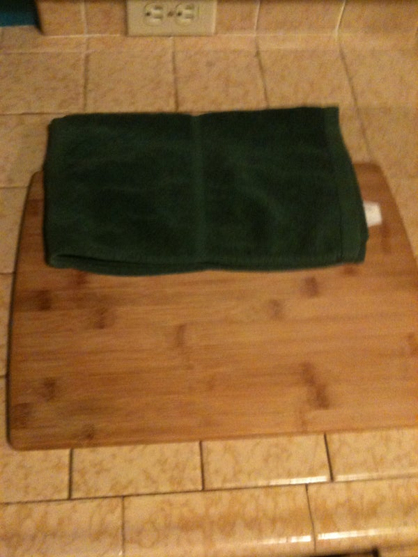 Safety in the Kitchen (cutting Board)