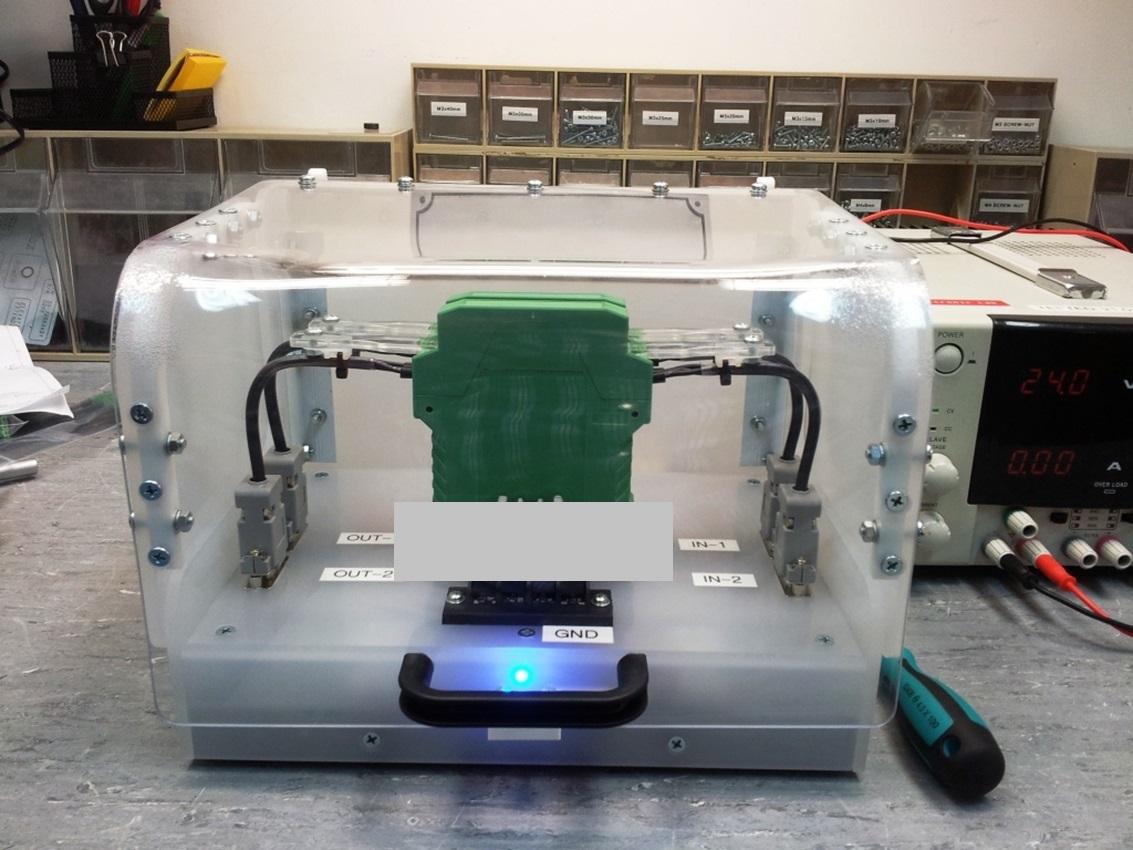 CNC - Tester Enclosure
