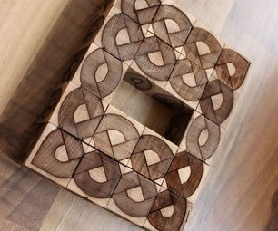 Make Your Own Celtic Knot Dice