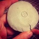 Laser Cut Wooden Seal