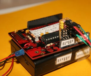Arduino Micro Power Expansion Shield