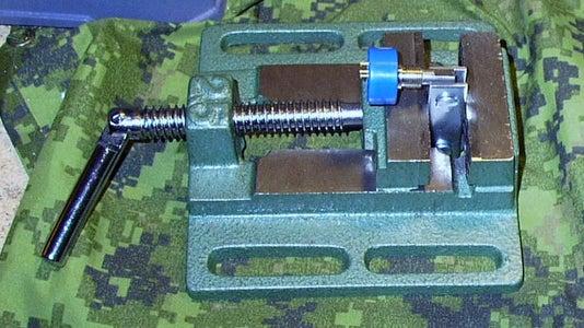 Potentiometer Modification and Installation