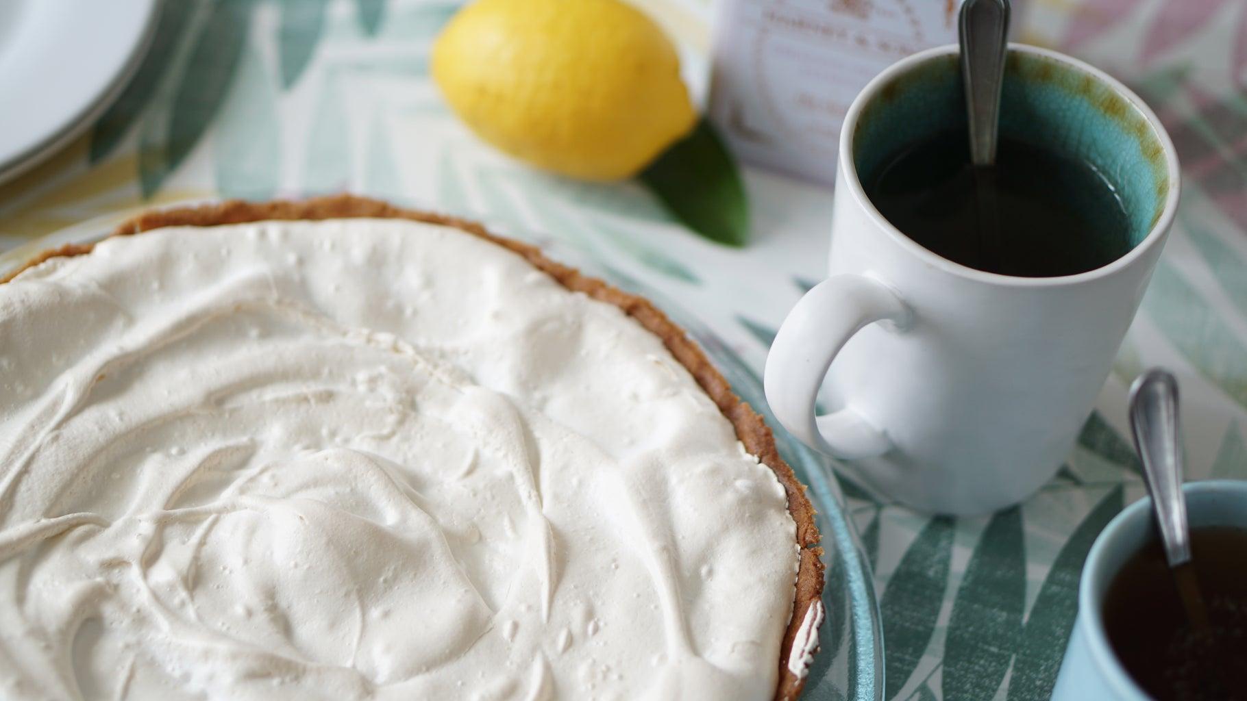 Lemon Meringue Pie (tarte Au Citron Meringuée)