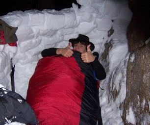Sleep Warm Anywhere