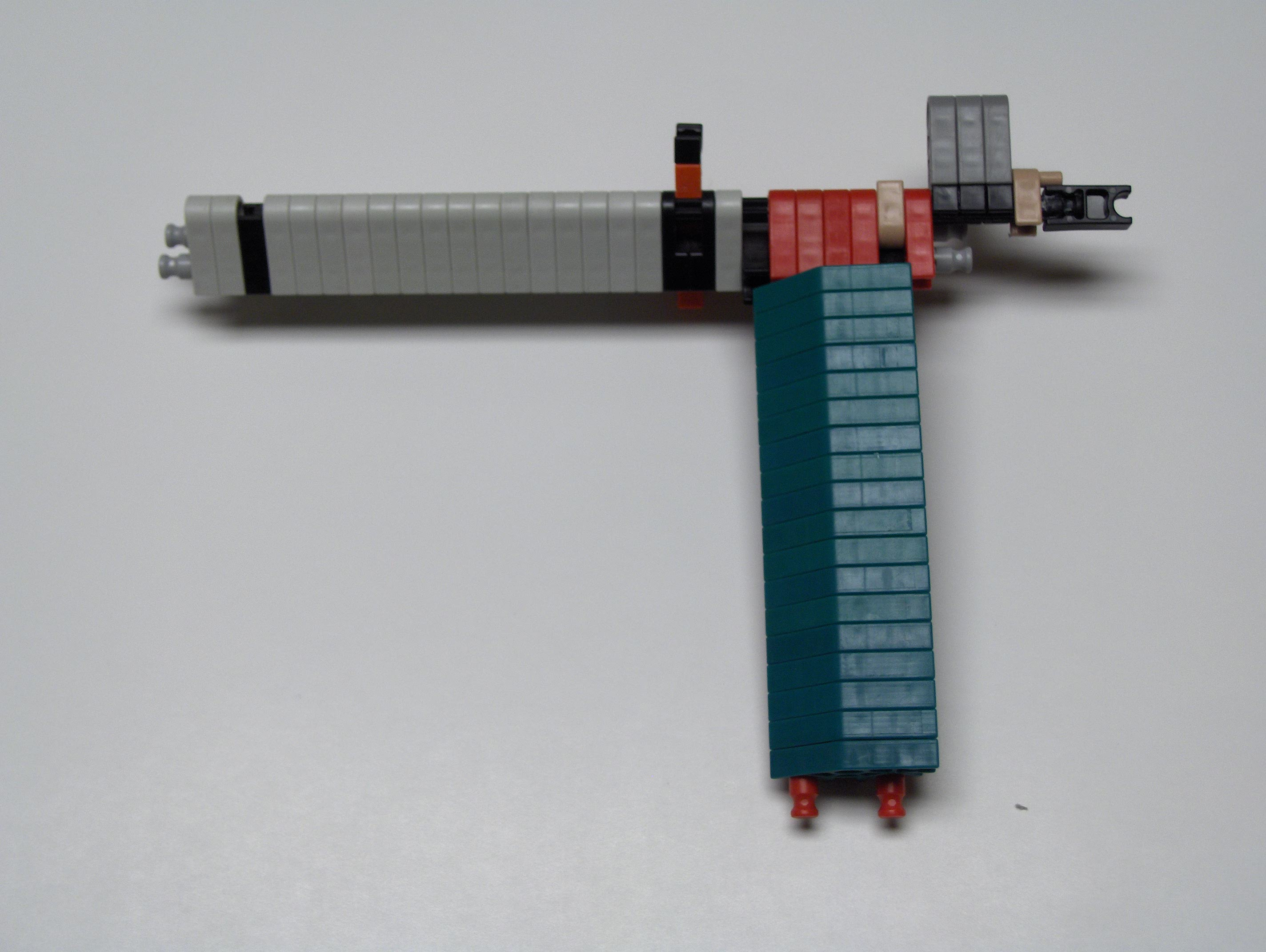my original K'nex gun