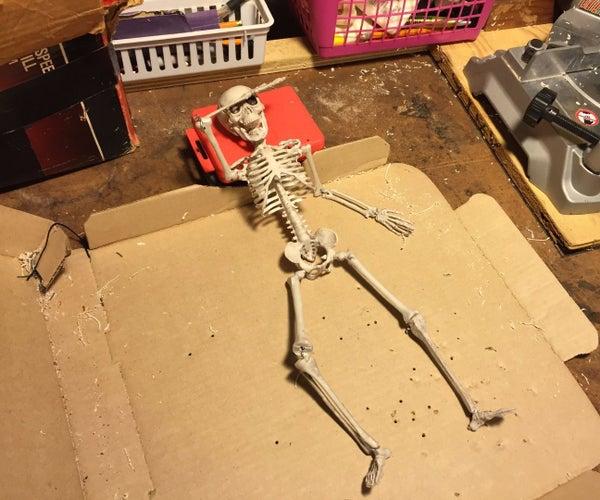 Articulating a Skeleton