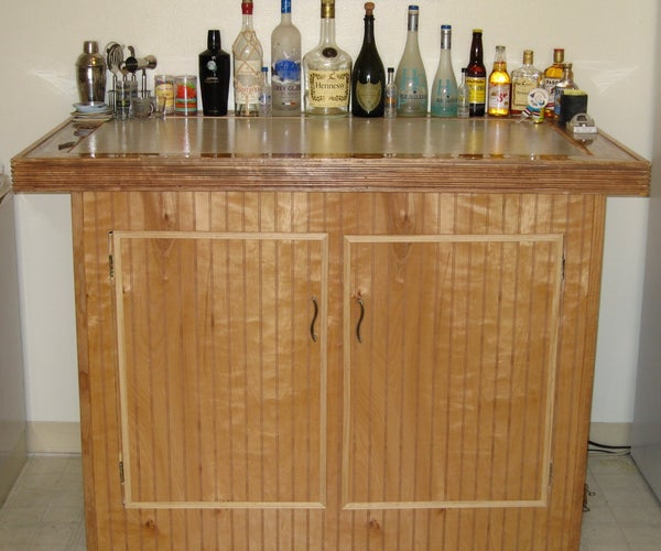 Create Your Own Amazing Disco Bar!