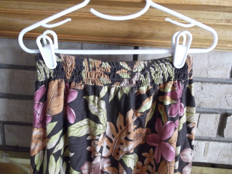Shirring the Maxi Skirt Waistband