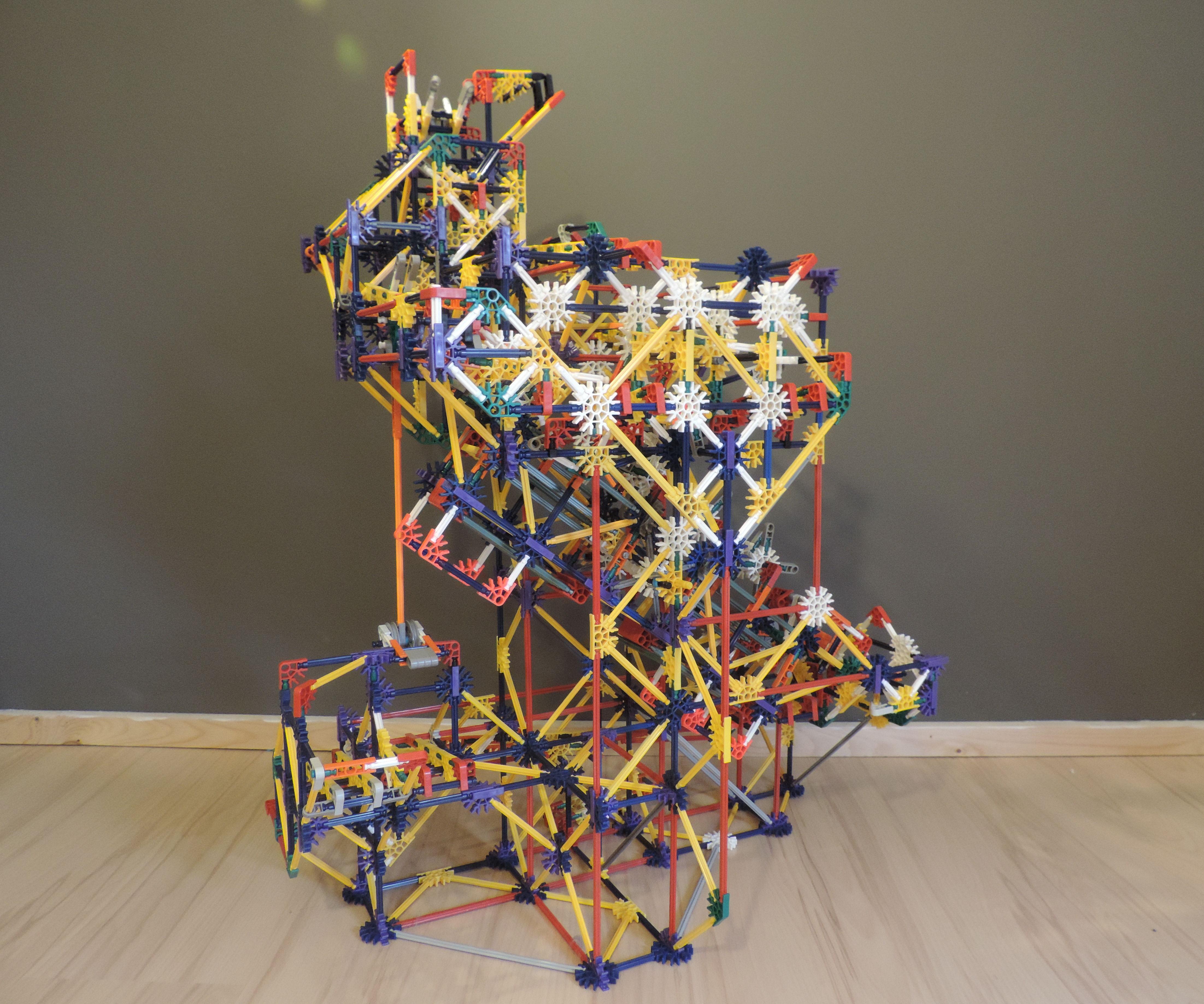 Knex Ball Machine Element: KHAOS
