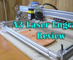 Gearbest Laser Engraver - Review and How to Use It With Laserweb3
