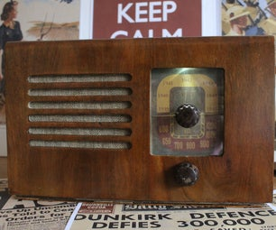 WW2 Radio Broadcast Time Machine