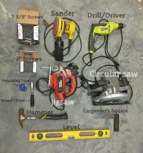 Materials/Tools