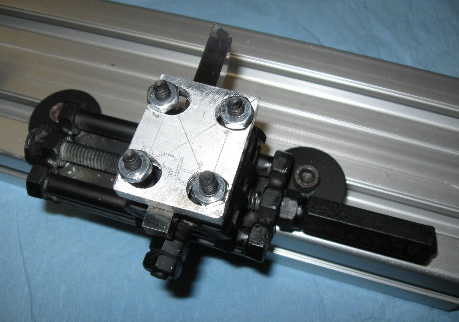Build a 2 Axis Tool Holder