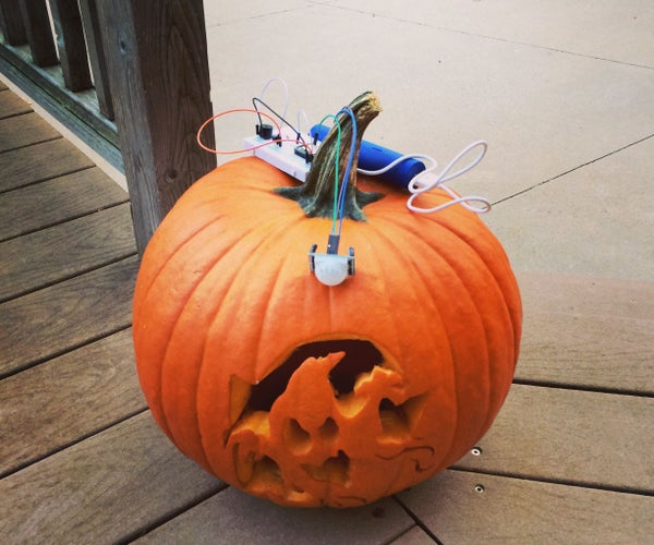 The Jack'O Lantern Early Warning System