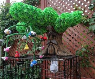 Baby Mobile Deku Tree
