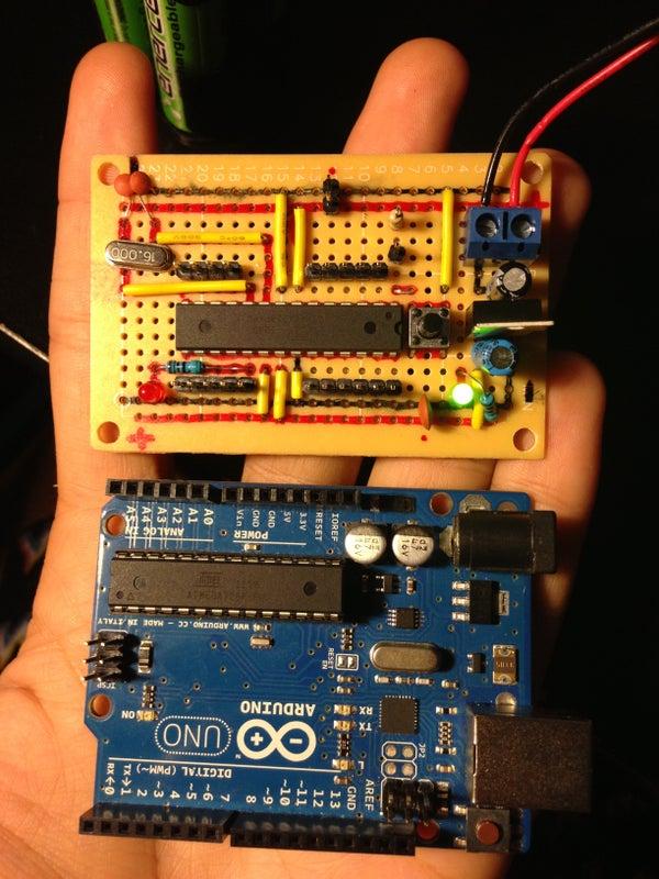 Standalone Arduino UNO