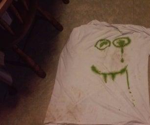 Chlorophyll As Fabric Dye