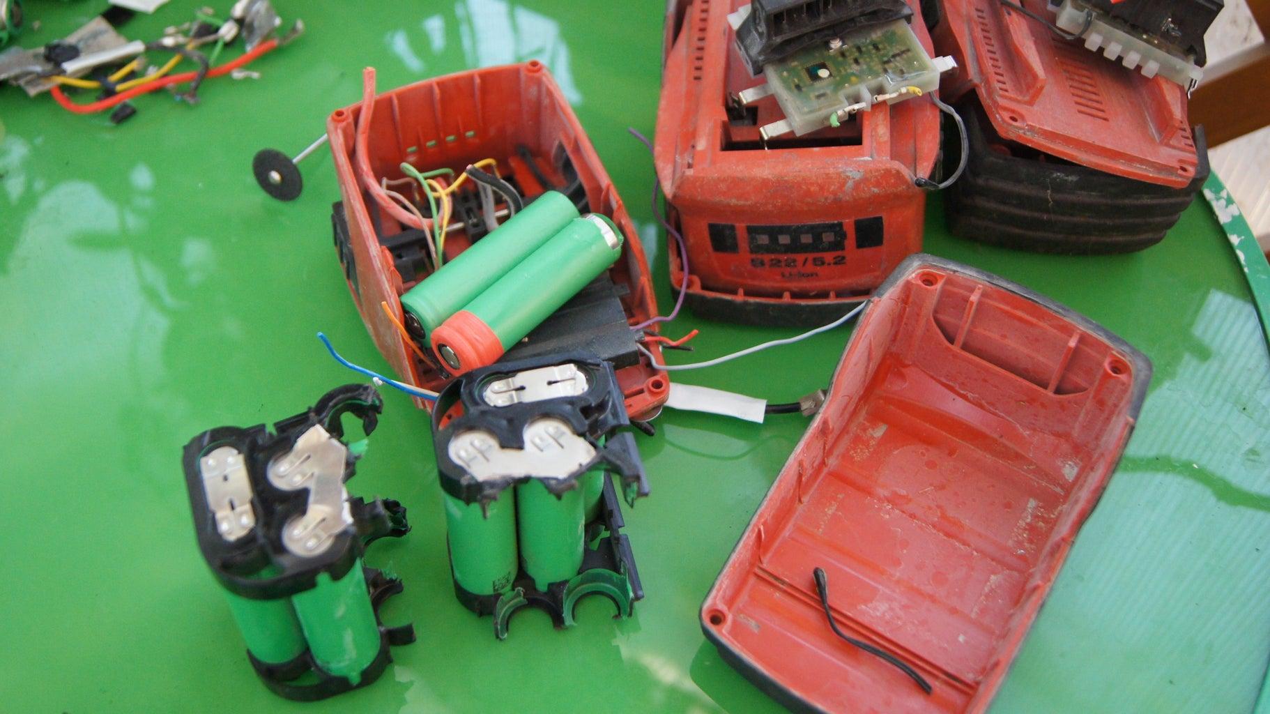 Prepare for Wiring