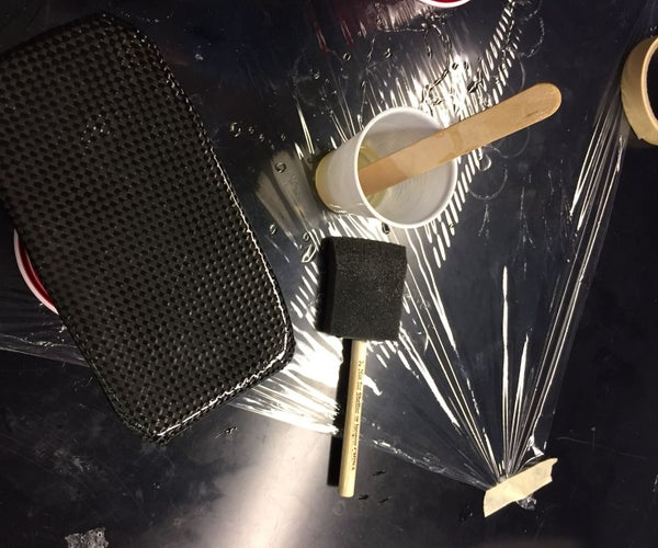How to Mold a Carbon Fiber Phone Case
