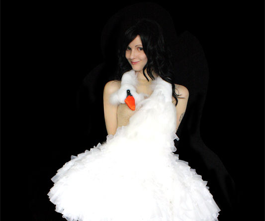 "Bjork Costume (Or ""Just A Swan"")"