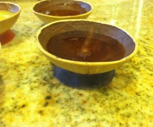 Coconut Shell Sake Cups