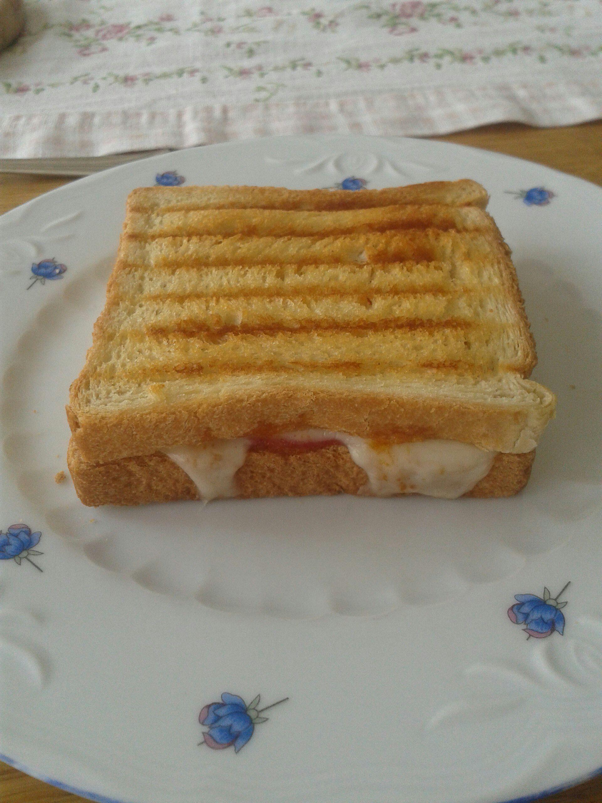 How to make a Toast Sandwich