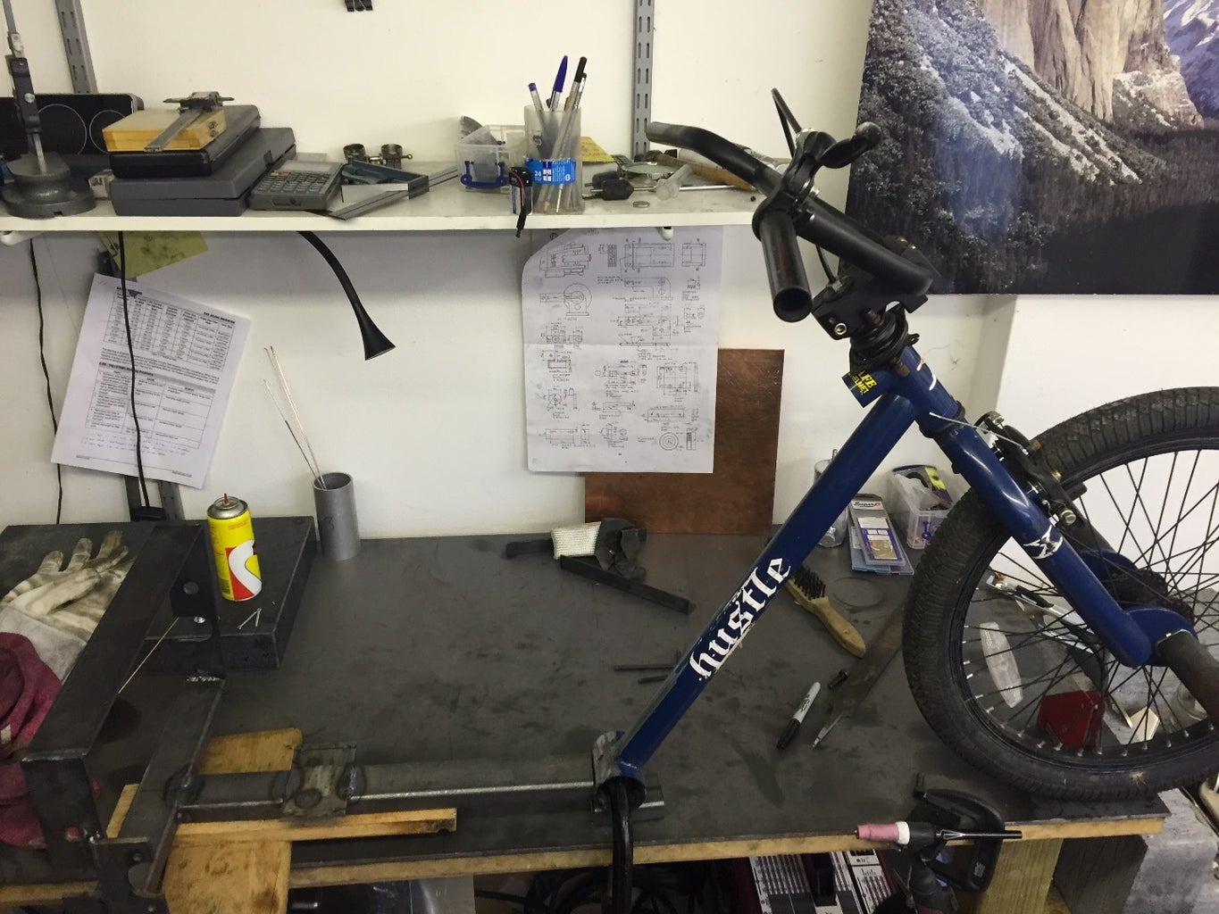 Attach the BMX Front End to the Crossbar
