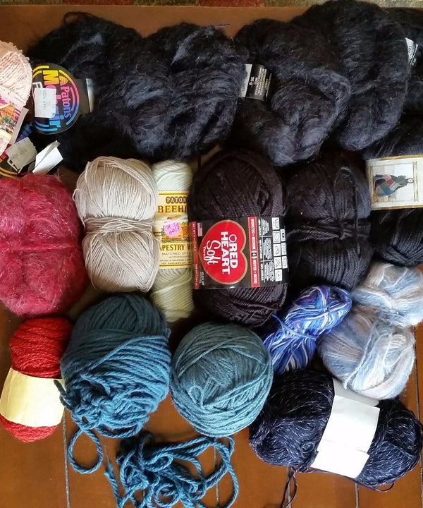 How to Turn Second Hand or Dirty Yarn Into Usable Stash