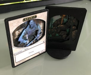 3D改变了卡片