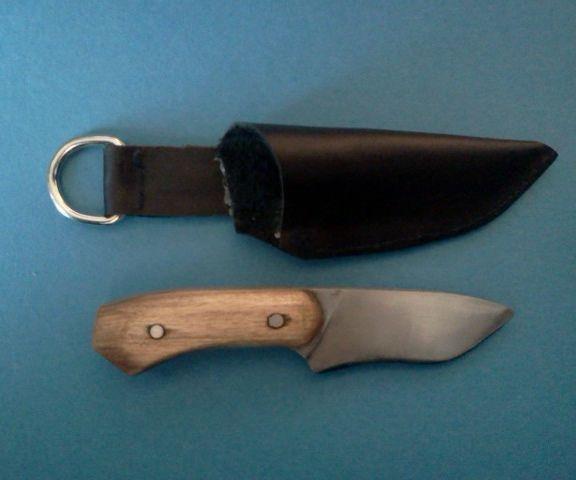 Small Knife and Sheath