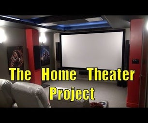 How to Build the Ultimate Home Theatre