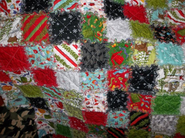 Extremely Easy Quilt