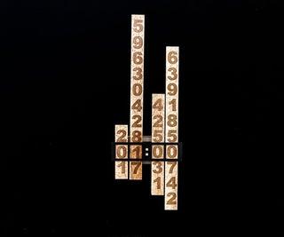 Slide Clock