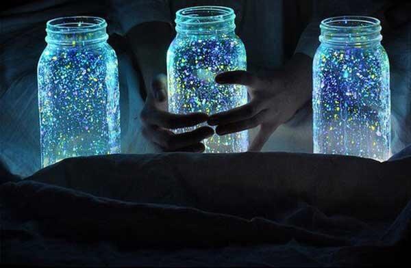 How To Make A Cool Glitter Jar