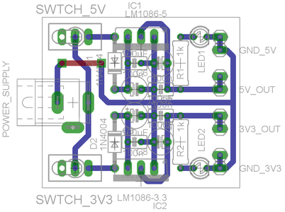 Layout and Soldering