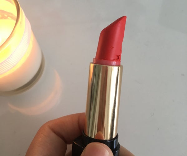 How to Repair Your Lipstick